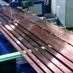 Copper Bending and Punching Machine